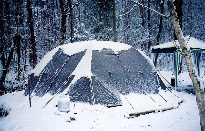 [ IMG] & Any of you guys ever use a propane heater in a tent? | Bushcraft ...